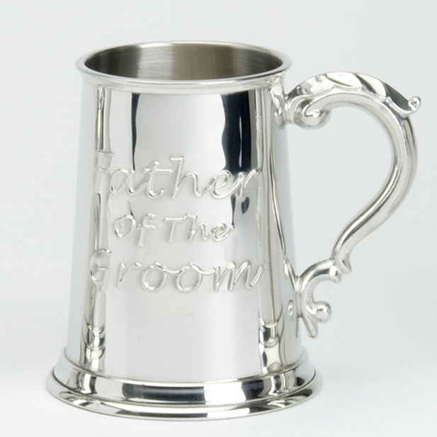Father of the Groom Tankard (60234)