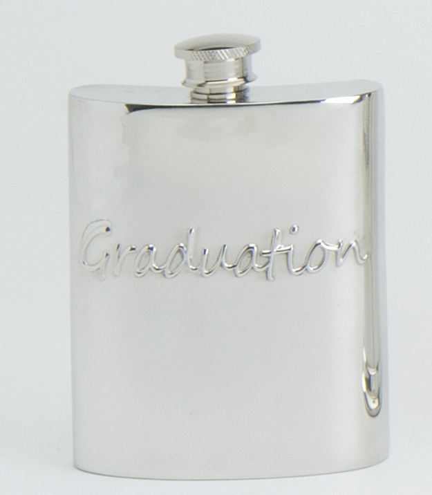 Graduation Hip Flask (30066)