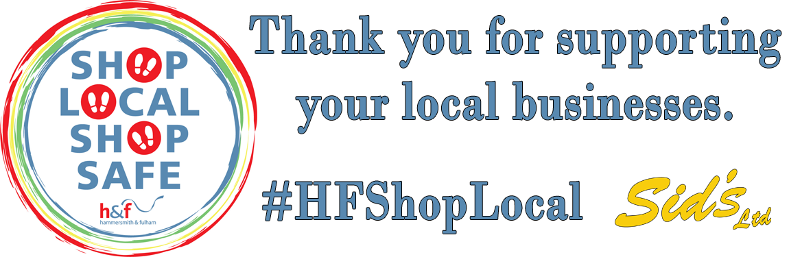 Shop Local, Shop Safe #HFShopLocal